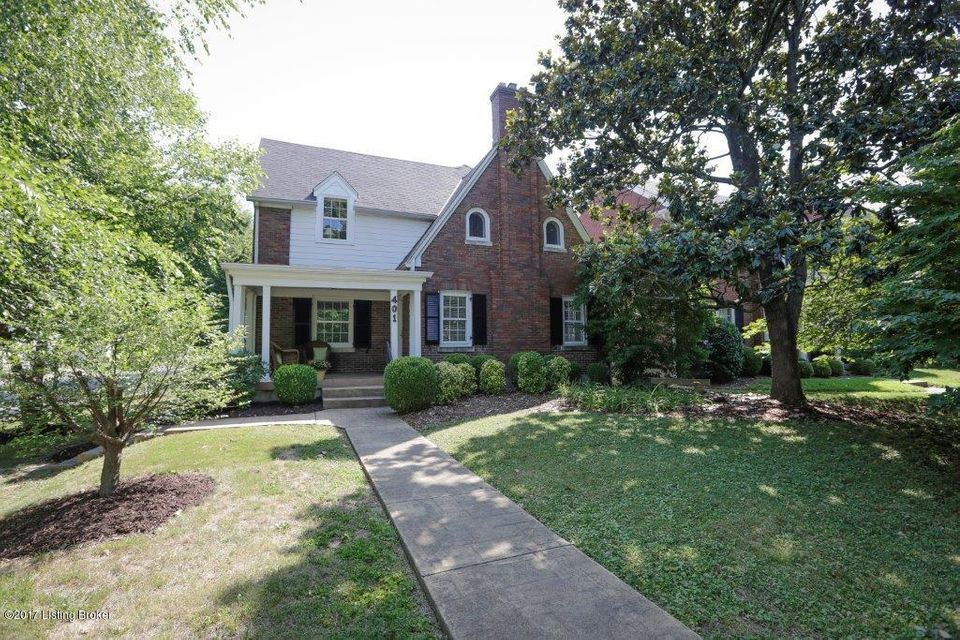 Single Family Home for Sale at 401 Godfrey Avenue 401 Godfrey Avenue Louisville, Kentucky 40206 United States