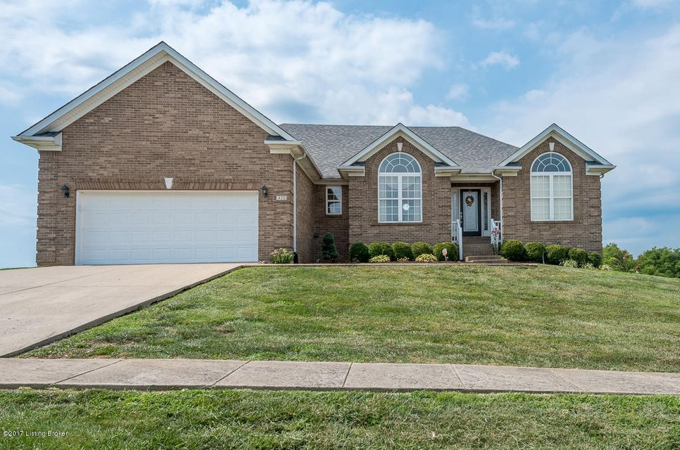 Single Family Home for Sale at 450 Oak Tree Way Taylorsville, Kentucky 40071 United States