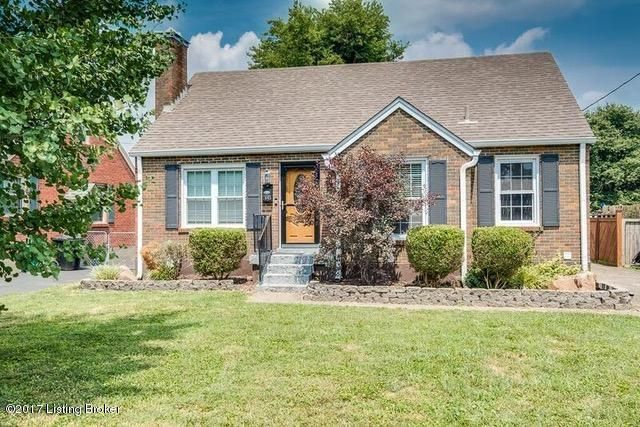 Single Family Home for Sale at 2645 Driveayton Drive Louisville, Kentucky 40205 United States
