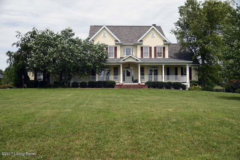 Single Family Home for Sale at 5303 High Crest Drive 5303 High Crest Drive Crestwood, Kentucky 40014 United States