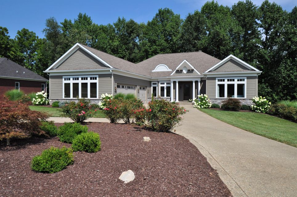 Single Family Home for Sale at 12437 Poplar Woods Drive Goshen, Kentucky 40026 United States