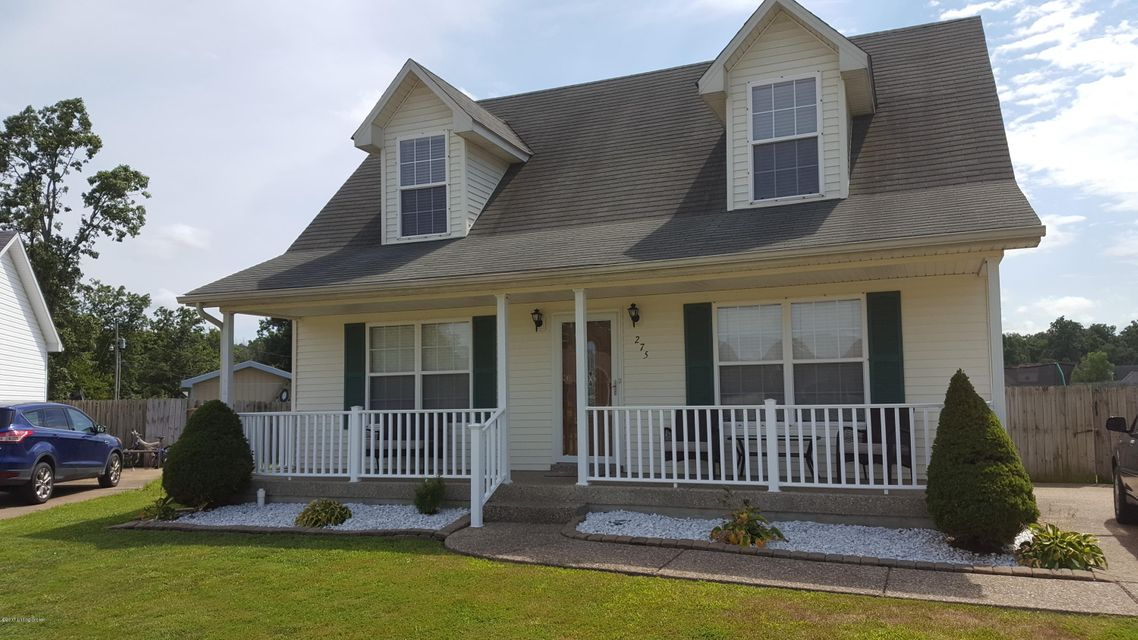 Single Family Home for Sale at 275 White Blossom Drive Shepherdsville, Kentucky 40165 United States