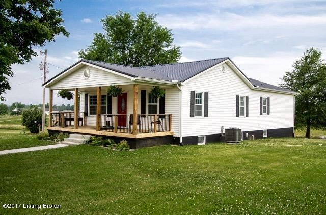 Single Family Home for Sale at 2136 W Rhudes Creek Road Elizabethtown, Kentucky 42701 United States