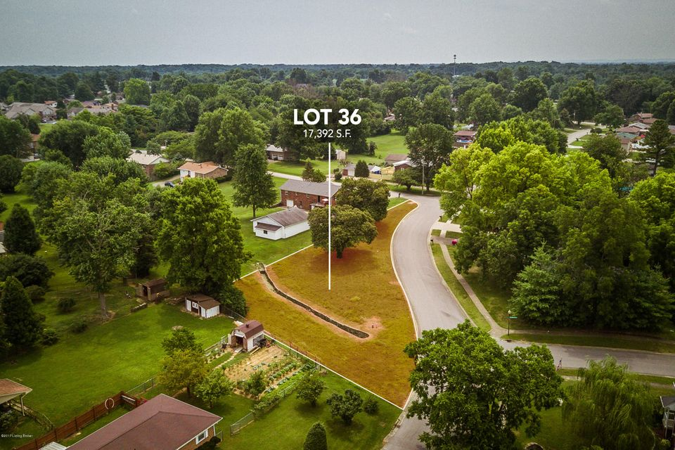 Land for Sale at 8302 Acme 8302 Acme Louisville, Kentucky 40219 United States