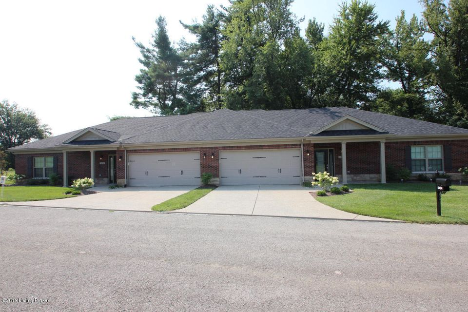 Condominium for Sale at Lot 25 Clover Trace Circle Lot 25 Clover Trace Circle Louisville, Kentucky 40216 United States