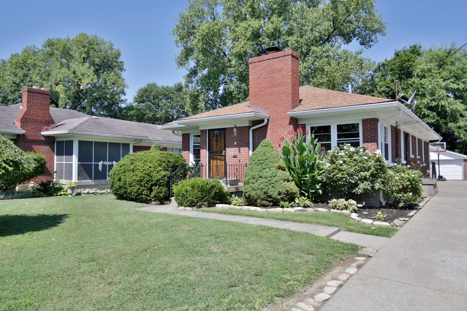 Single Family Home for Sale at 1576 S Shelby Street Louisville, Kentucky 40217 United States