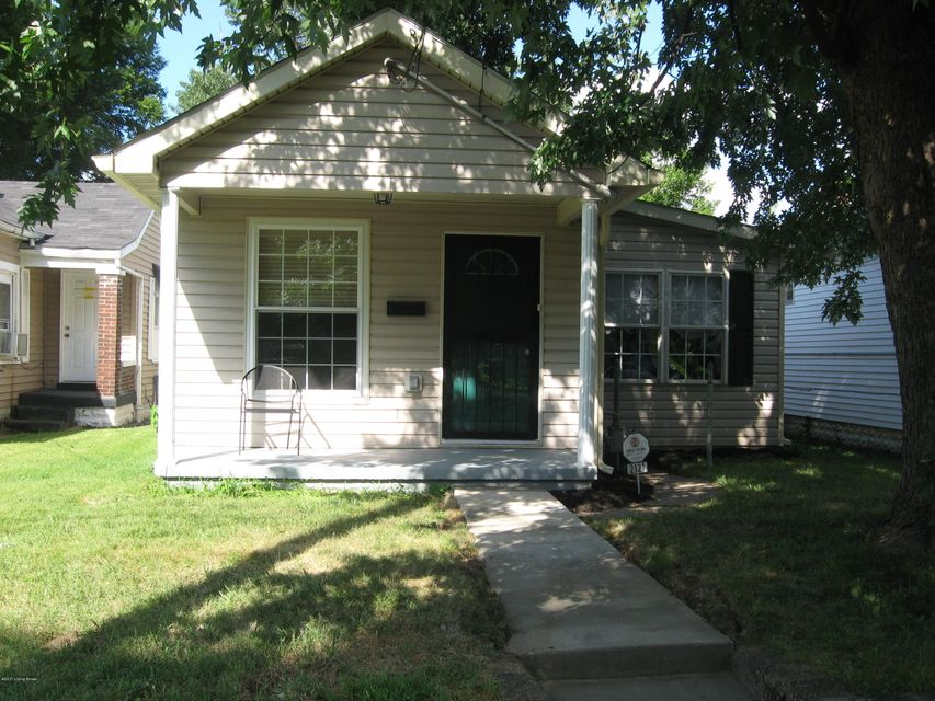 Single Family Home for Sale at 2121 Bradley Avenue 2121 Bradley Avenue Louisville, Kentucky 40217 United States
