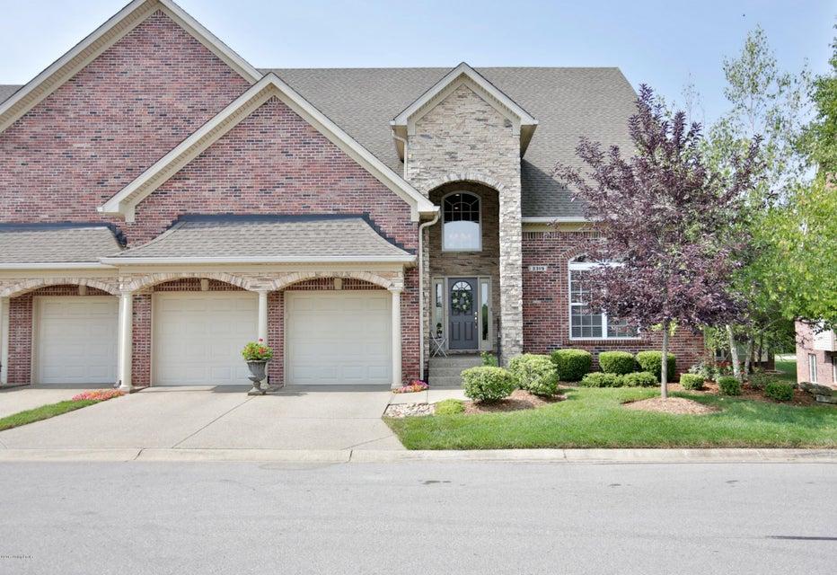 Condominium for Sale at 3319 Ridge Brook Circle 3319 Ridge Brook Circle Louisville, Kentucky 40245 United States