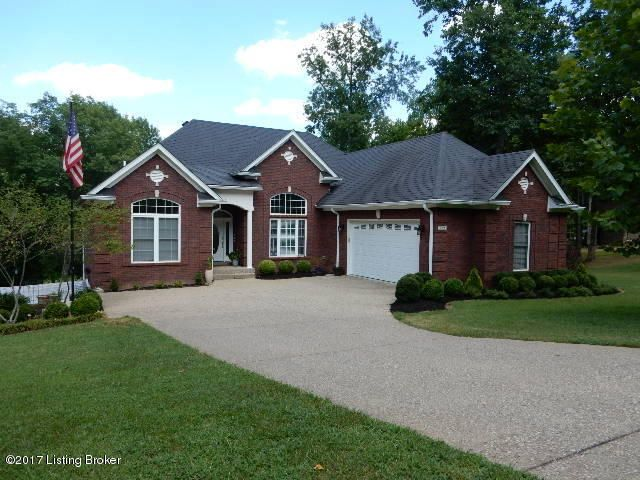 Single Family Home for Sale at 607 Winding Creek Drive 607 Winding Creek Drive Shepherdsville, Kentucky 40165 United States
