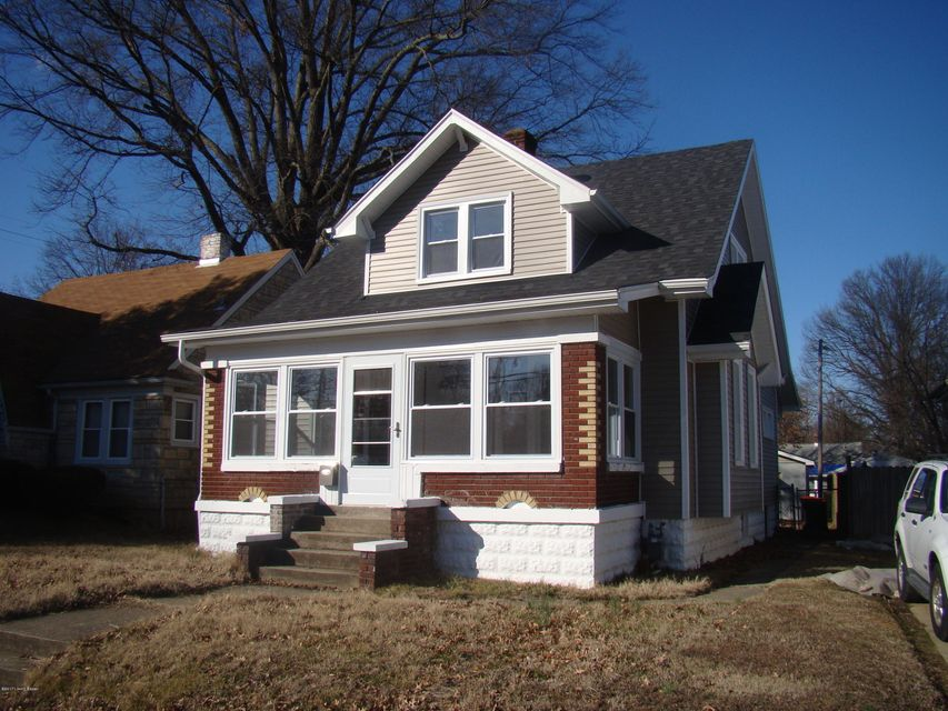 Single Family Home for Sale at 1421 Walter Avenue 1421 Walter Avenue Louisville, Kentucky 40215 United States