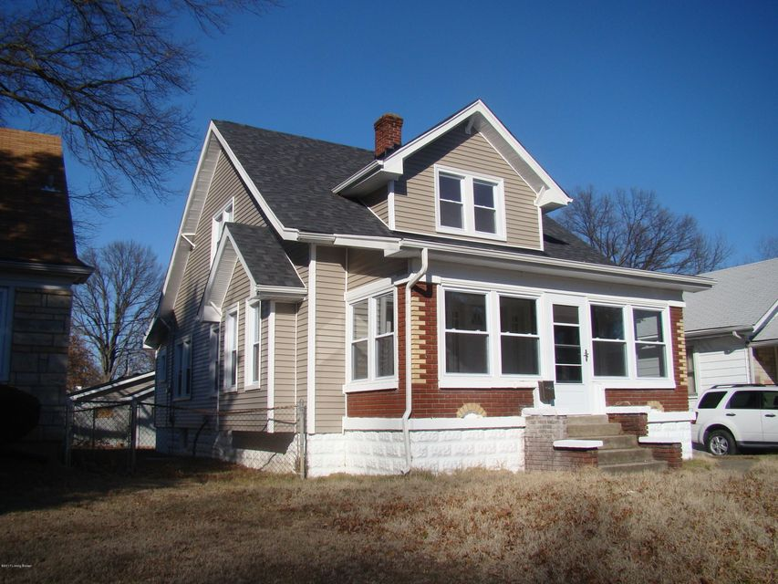 Additional photo for property listing at 1421 Walter Avenue 1421 Walter Avenue Louisville, Kentucky 40215 United States