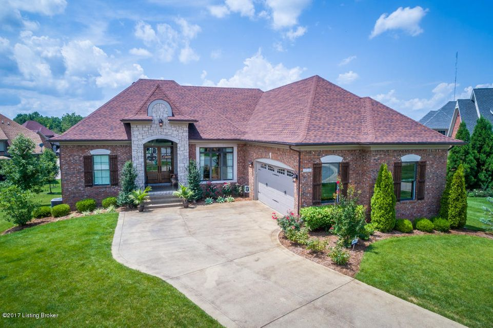 Single Family Home for Sale at 5210 Pebble Creek Place 5210 Pebble Creek Place Louisville, Kentucky 40241 United States