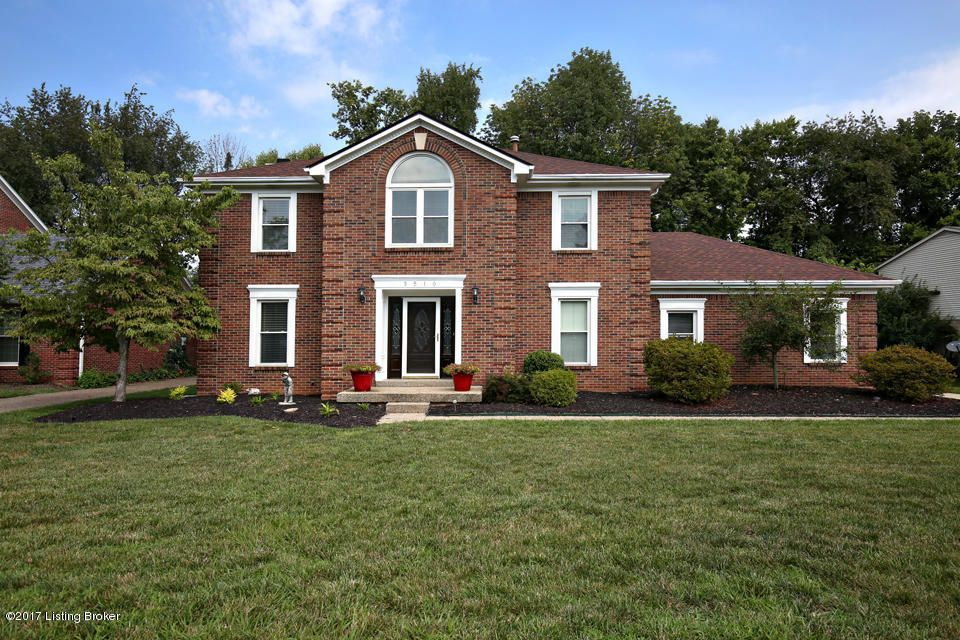 Single Family Home for Sale at 3510 Hillvale Road Louisville, Kentucky 40241 United States
