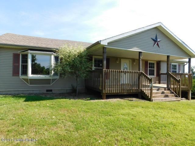 411 Old Brown Rd, Salvisa, KY 40372