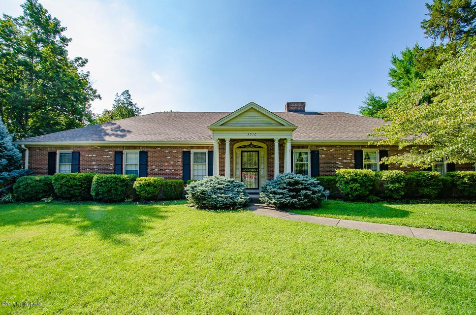 Single Family Home for Sale at 3310 Brownsboro Vista Drive Louisville, Kentucky 40242 United States