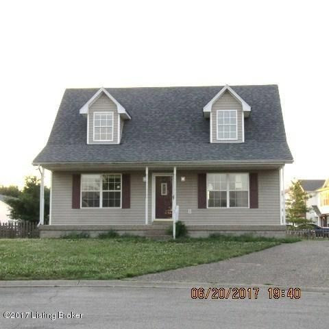 Single Family Home for Sale at 286 Stellar Drive Shepherdsville, Kentucky 40165 United States