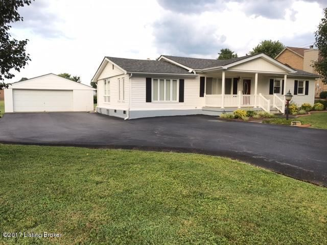 Single Family Home for Sale at 276 Lees Lane Shepherdsville, Kentucky 40165 United States