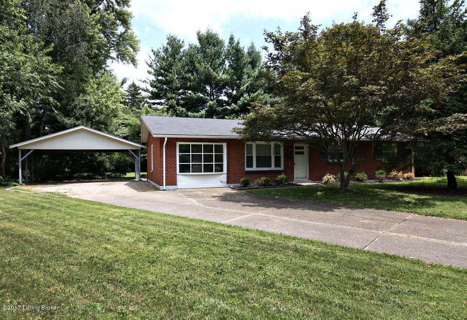 Single Family Home for Sale at 2023 Cedarcrest Drive Louisville, Kentucky 40242 United States