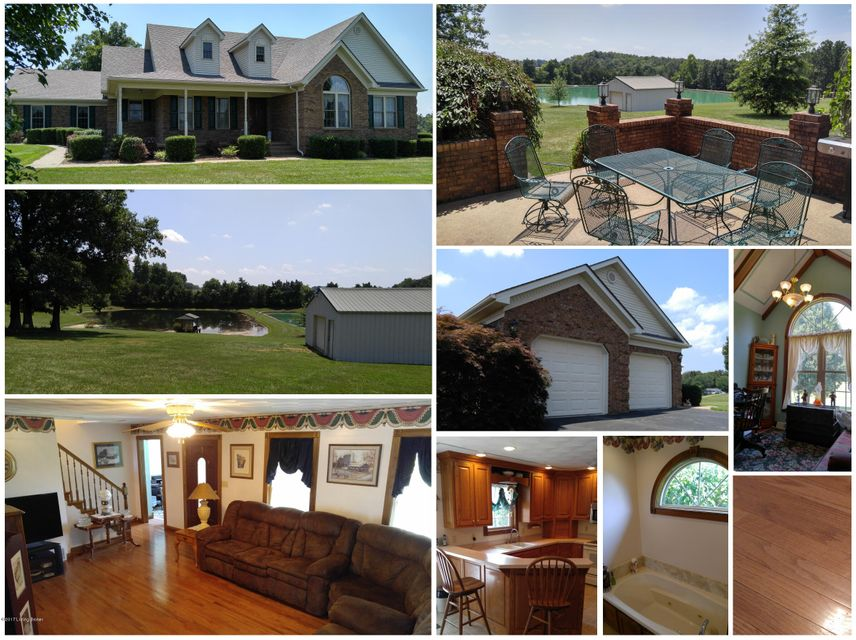 Single Family Home for Sale at 5807 Springfield Road Bardstown, Kentucky 40004 United States