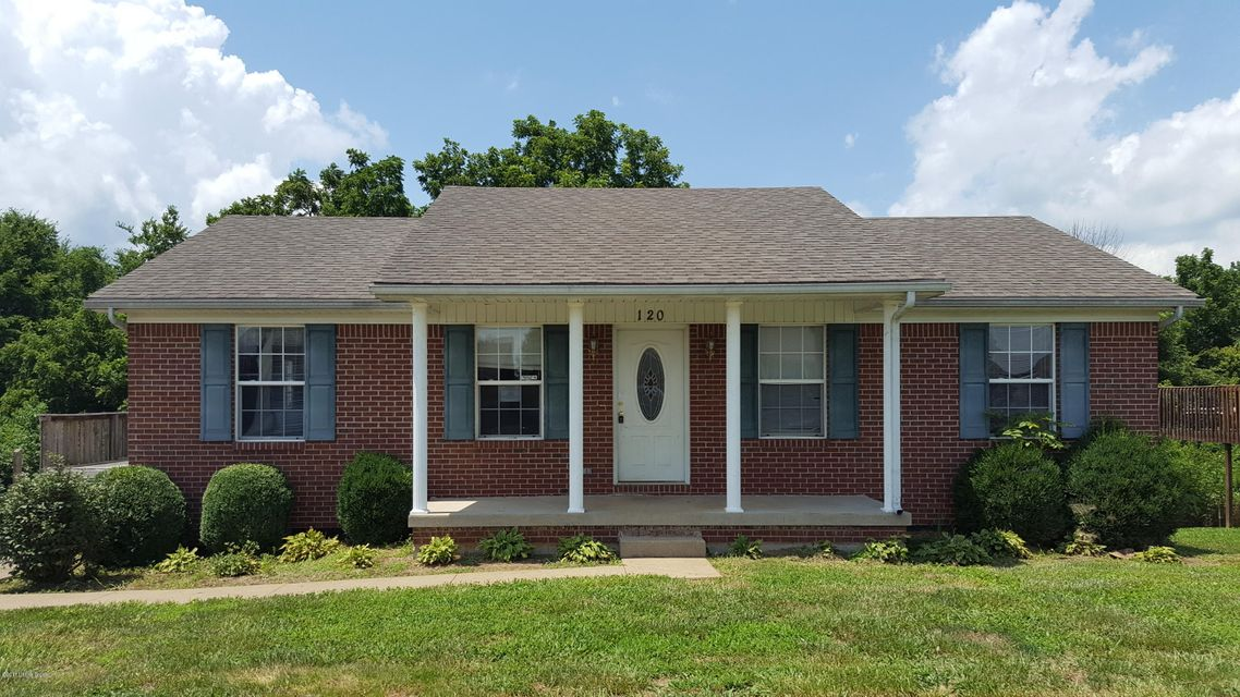 Single Family Home for Sale at 120 Kenton Drive Bardstown, Kentucky 40004 United States