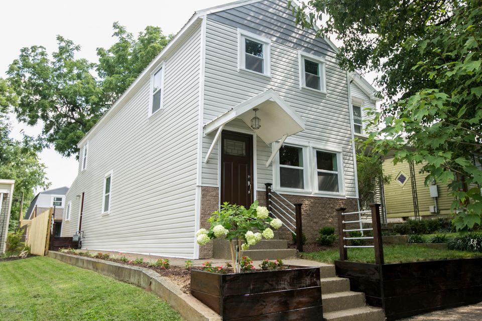 Single Family Home for Sale at 1130 Payne Street 1130 Payne Street Louisville, Kentucky 40204 United States