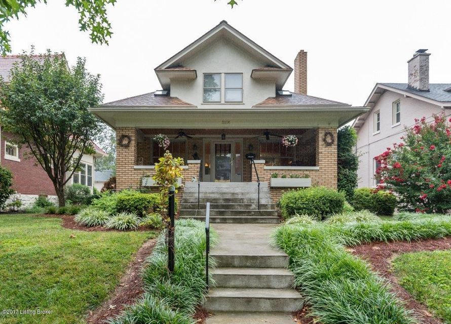 Additional photo for property listing at 2114 Boulevard Napoleon  Louisville, Kentucky 40205 United States