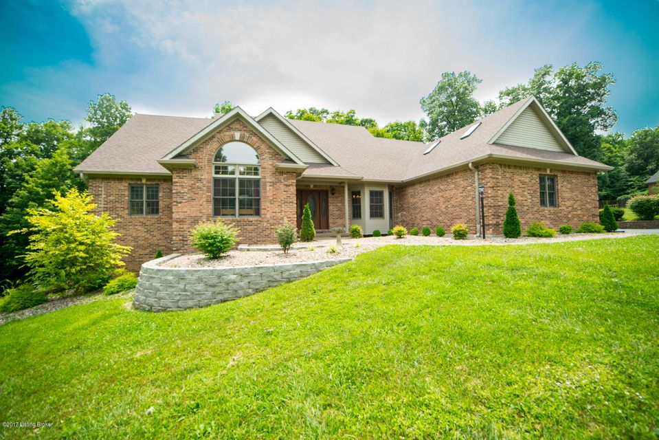 Single Family Home for Sale at 3199 Cave Hill Road 3199 Cave Hill Road New Salisbury, Indiana 47161 United States