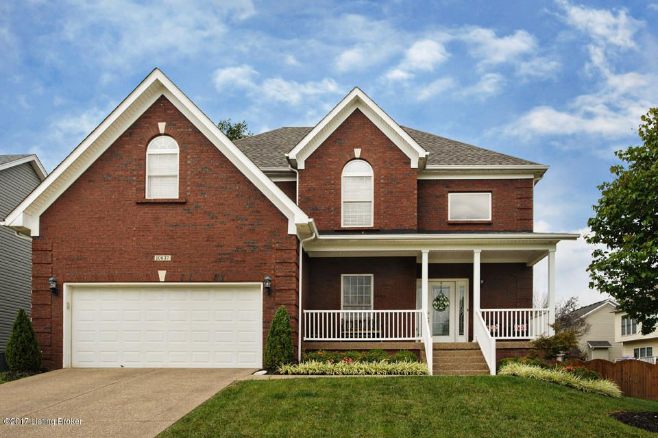 Single Family Home for Sale at 10637 Dry Creek Way Louisville, Kentucky 40299 United States