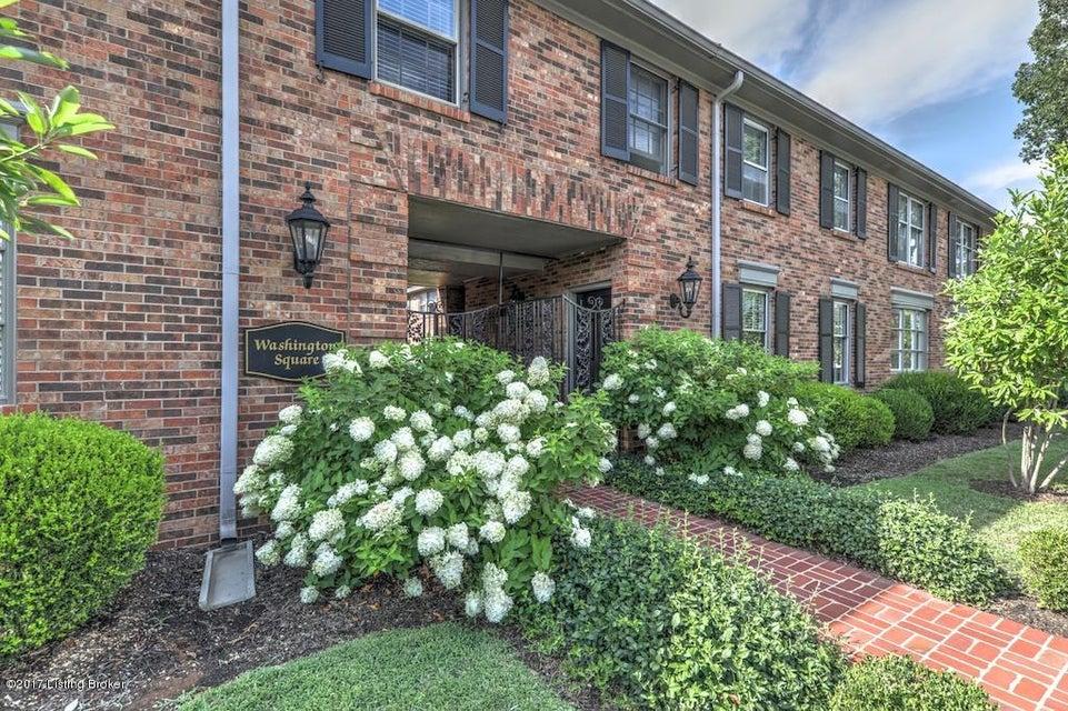 Condominium for Sale at 3817 Washington Square Louisville, Kentucky 40207 United States