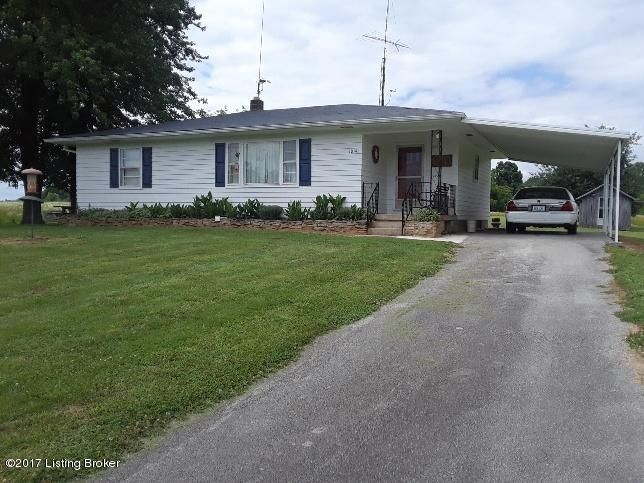 Single Family Home for Sale at 1014 Oak Grove Road Clarkson, Kentucky 42726 United States