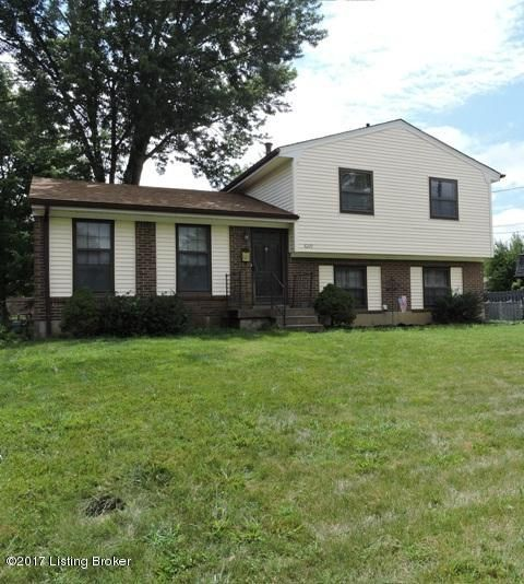 Single Family Home for Sale at 6210 Richiewayne Drive Louisville, Kentucky 40219 United States