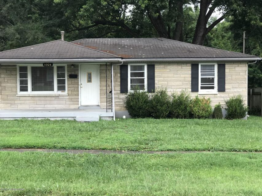 Single Family Home for Sale at 5904 Dellrose Drive Louisville, Kentucky 40258 United States