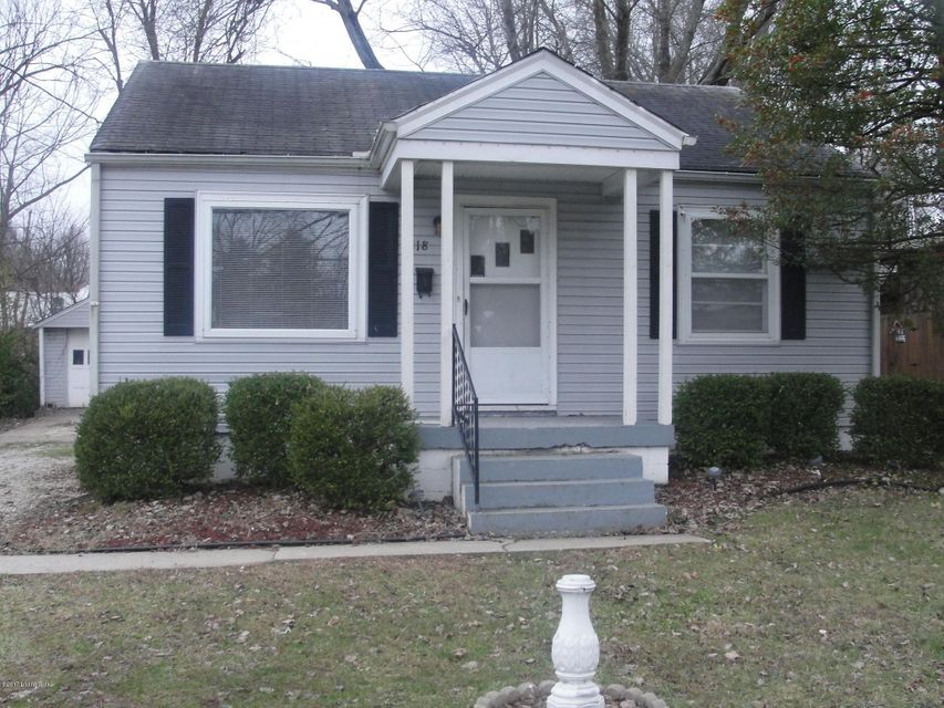 Single Family Home for Rent at 2118 West Lane Louisville, Kentucky 40216 United States