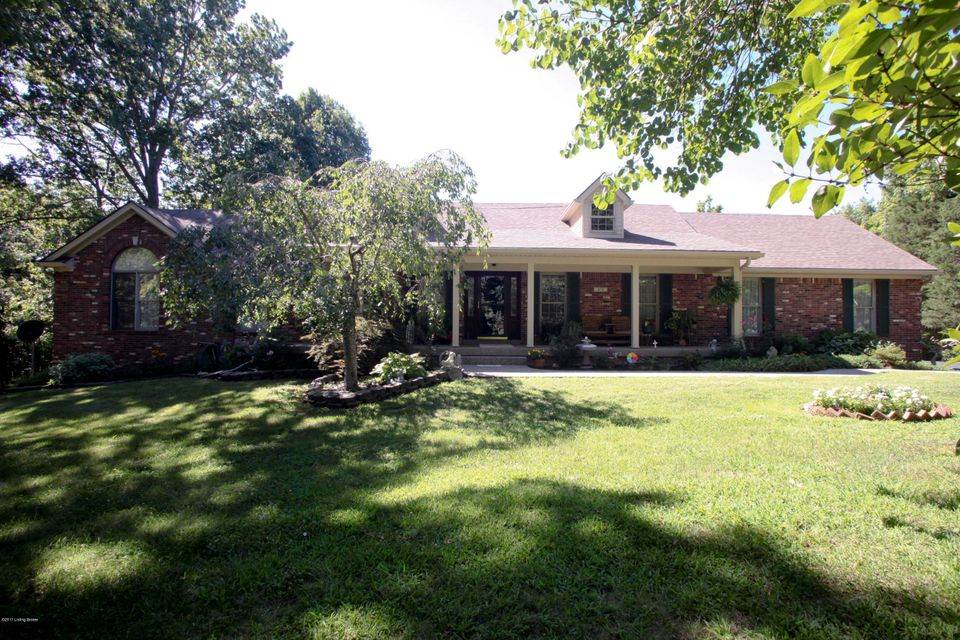 Single Family Home for Sale at 474 Woodland Hills Trail Taylorsville, Kentucky 40071 United States