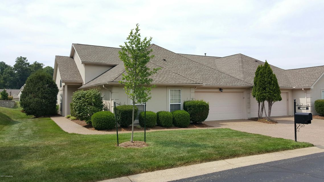 Condominium for Sale at 408 Village Lake Drive Louisville, Kentucky 40245 United States