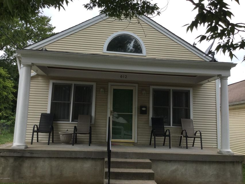 Single Family Home for Sale at 612 18th Street Louisville, Kentucky 40203 United States