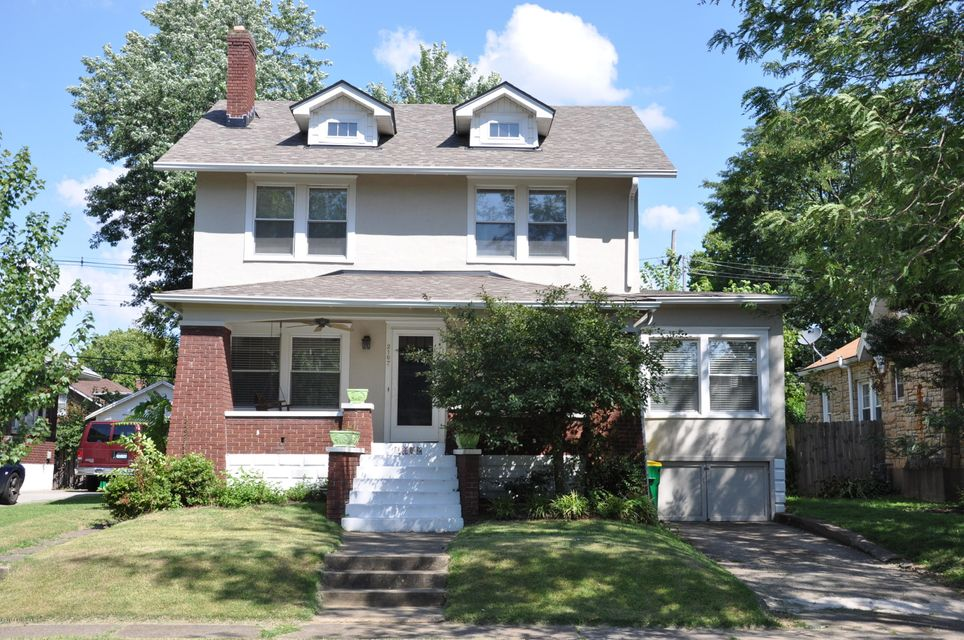 Single Family Home for Sale at 2167 Lowell Avenue Louisville, Kentucky 40205 United States