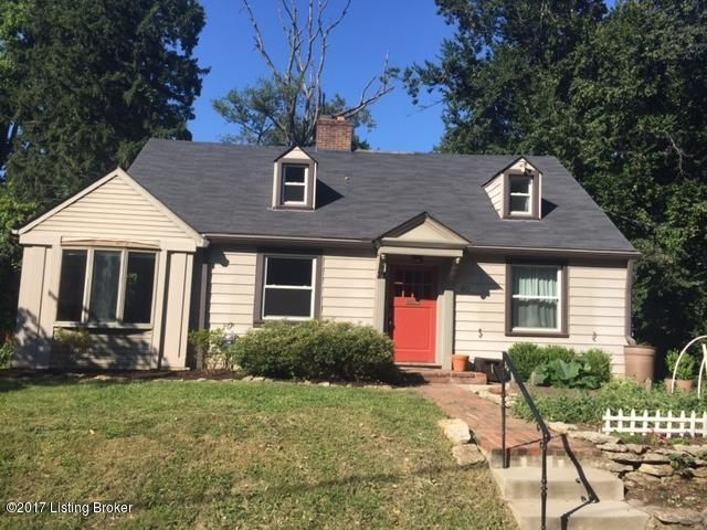 Single Family Home for Sale at 40 Warren Road Louisville, Kentucky 40206 United States