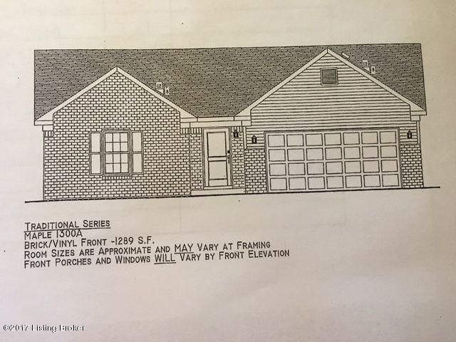 Single Family Home for Sale at 158 Spring Leaf Court Shelbyville, Kentucky 40065 United States