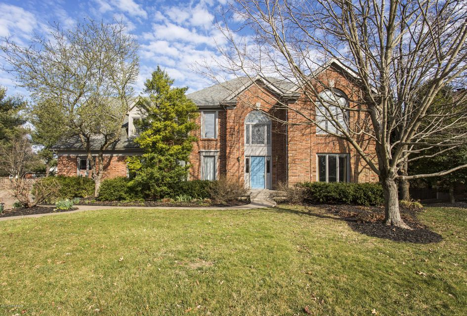 Single Family Home for Sale at 14509 Maple Glenn Place Louisville, Kentucky 40245 United States