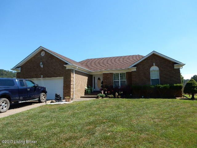 Single Family Home for Sale at 376 Jade Drive 376 Jade Drive Shepherdsville, Kentucky 40165 United States