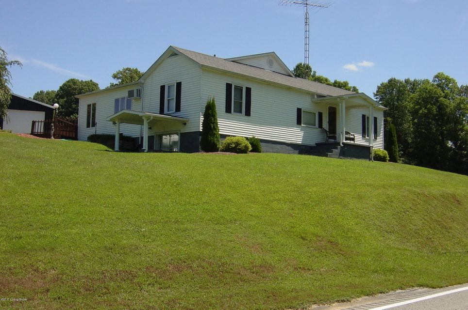 Single Family Home for Sale at 3168 Little Barren Road 3168 Little Barren Road Greensburg, Kentucky 42743 United States