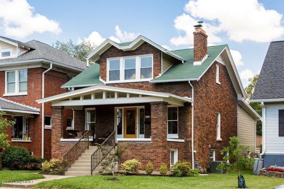 Single Family Home for Sale at 2131 Woodbourne Avenue Louisville, Kentucky 40205 United States