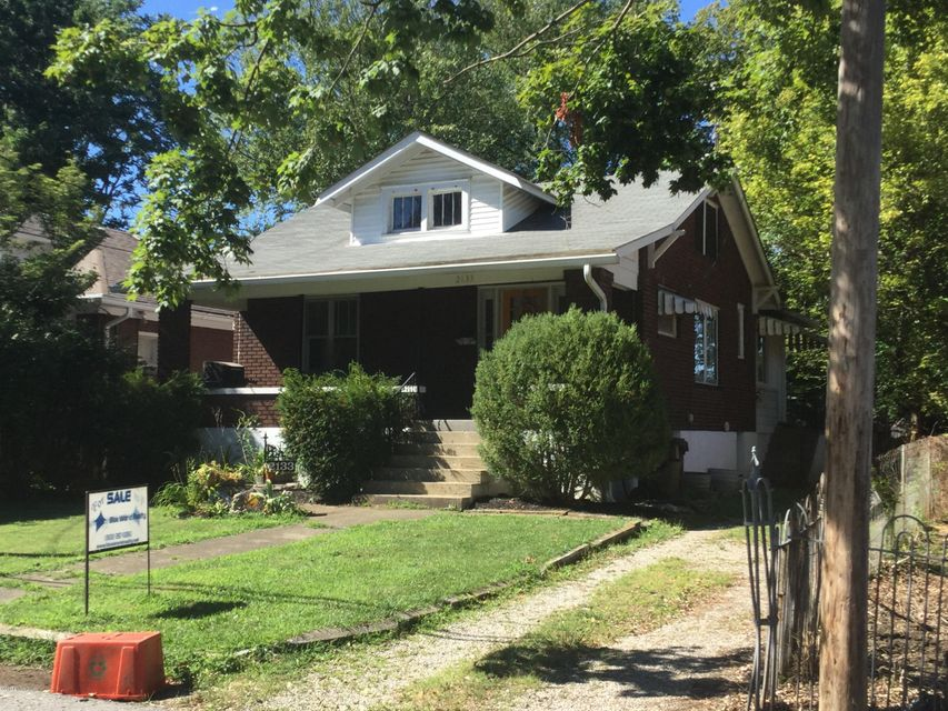 Single Family Home for Sale at 2133 Sycamore Avenue Louisville, Kentucky 40206 United States