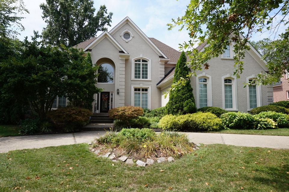 Single Family Home for Sale at 6410 Innisbrook Drive Prospect, Kentucky 40059 United States