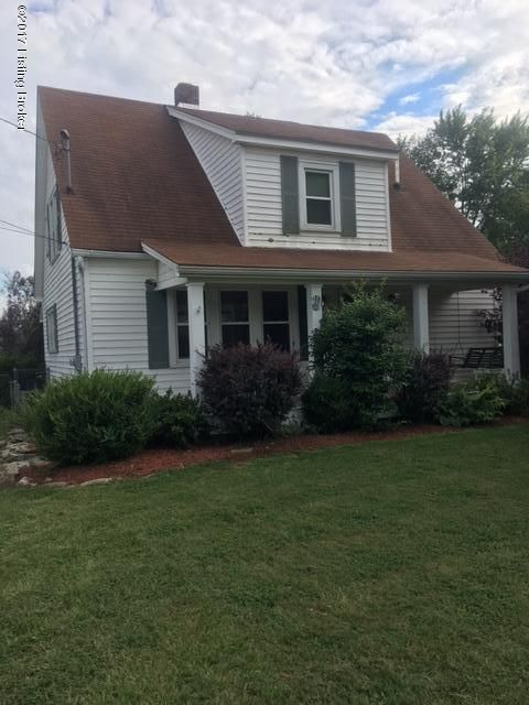 Single Family Home for Sale at 53 Cutshaw Lane Bedford, Kentucky 40006 United States