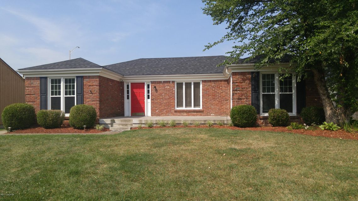 Single Family Home for Sale at 7016 Chippenham Road Louisville, Kentucky 40222 United States