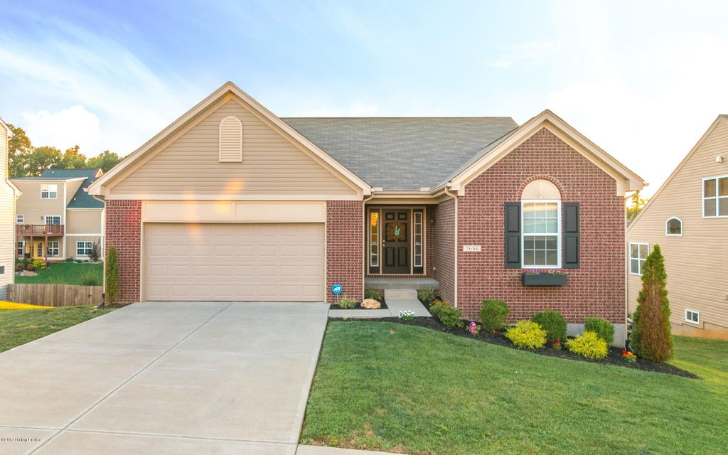 Single Family Home for Sale at 7686 Celebration Way Crestwood, Kentucky 40014 United States