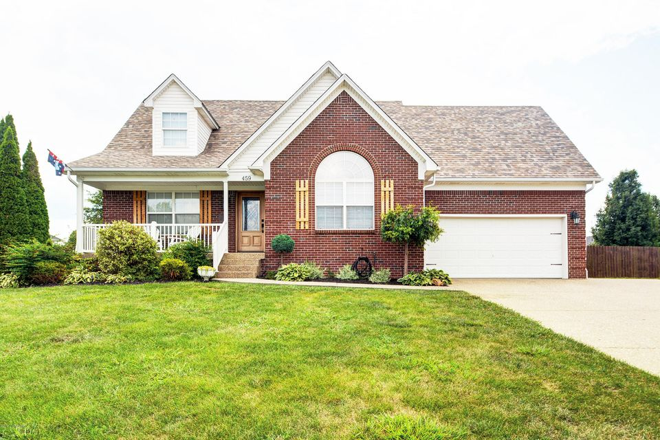 Single Family Home for Sale at 459 Burnt Sienna Drive Mount Washington, Kentucky 40047 United States