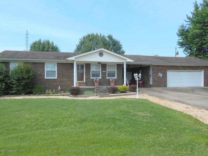 Single Family Home for Sale at 106 Thomason Avenue Leitchfield, Kentucky 42754 United States